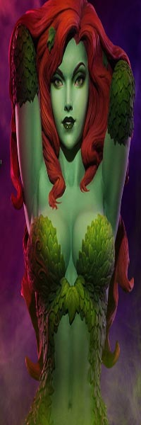 Sideshow Collectibles Poison Ivy Premium Format Figure