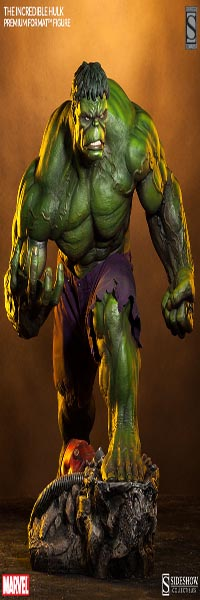 Sideshow Collectibles Hulk Premium Format Figure