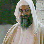 FILE - In this file television image broadcast on Qatar's Al-Jazeera TV, is said to show Osama bin Laden, at the wedding of his son in January of 2001. A person familiar with developments sa ...