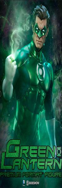 DC Comics Green Lantern - Hal Jordan DC Comics Premium Format(TM) Figure